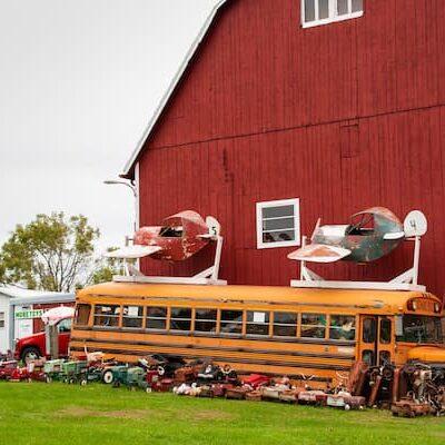 Elmer's Auto & Toy Museum